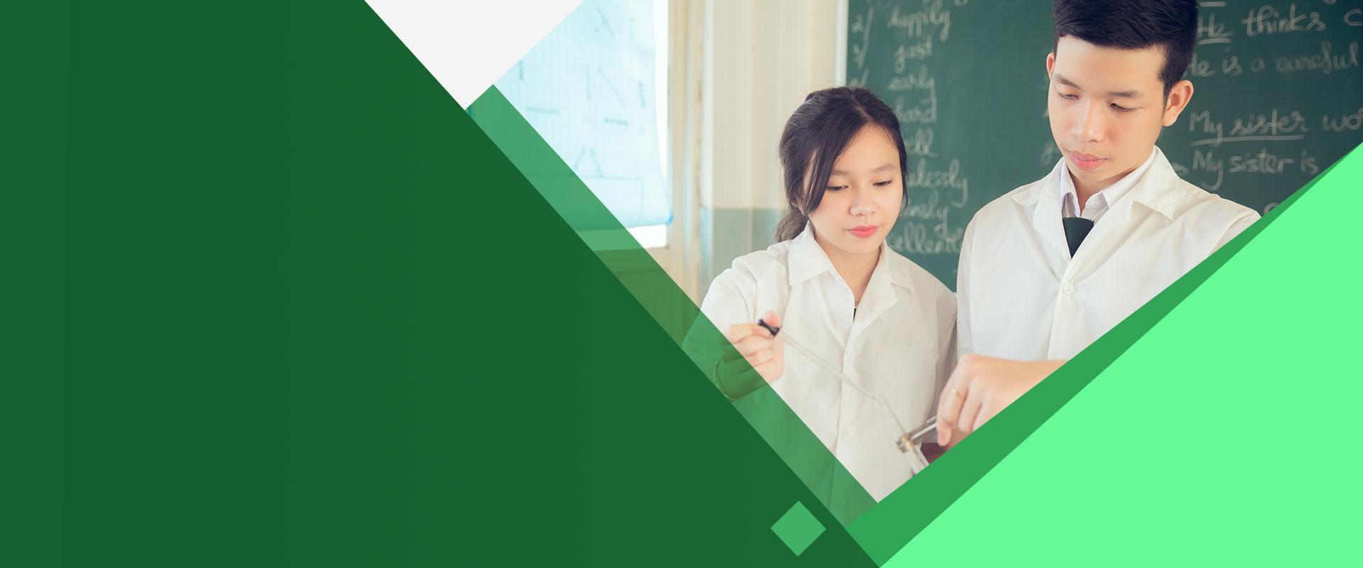 Môi trường giáo dục chuẩn quốc tế